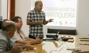 MANTIQUEIRA'S CONSERVATIVE PLAN IS DISCUSSED BY IFSULDEMINAS